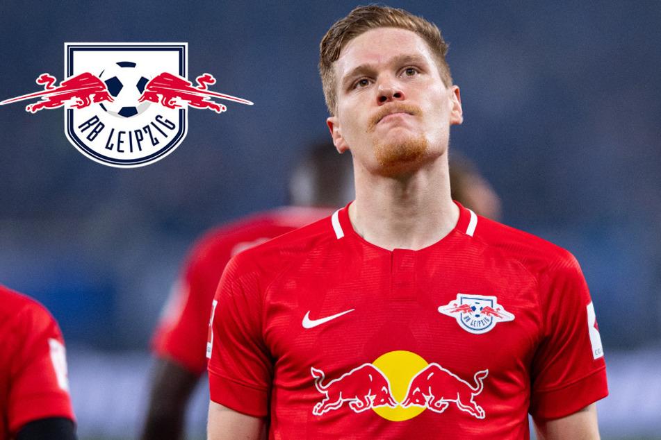 """RB Leipzigs Halstenberg über seine Zukunft: """"Spiele nicht mit dem Gedanken wegzugehen"""""""