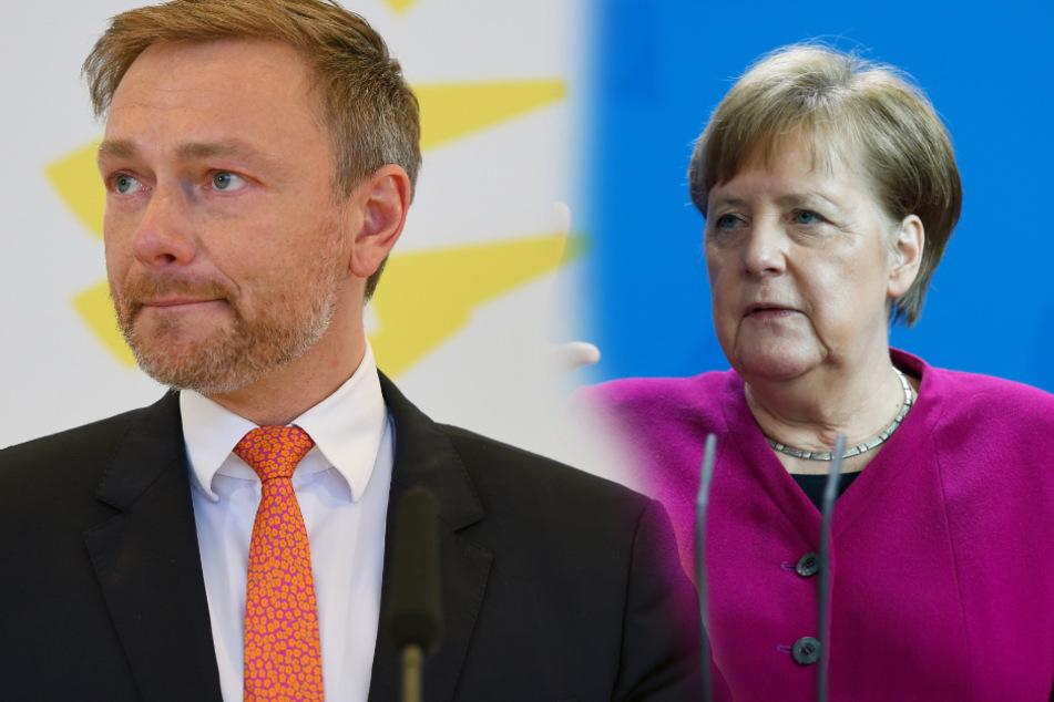 """FDP-Chef Lindner übt Kritik an Regierung: """"spricht wie zu Kindern"""""""