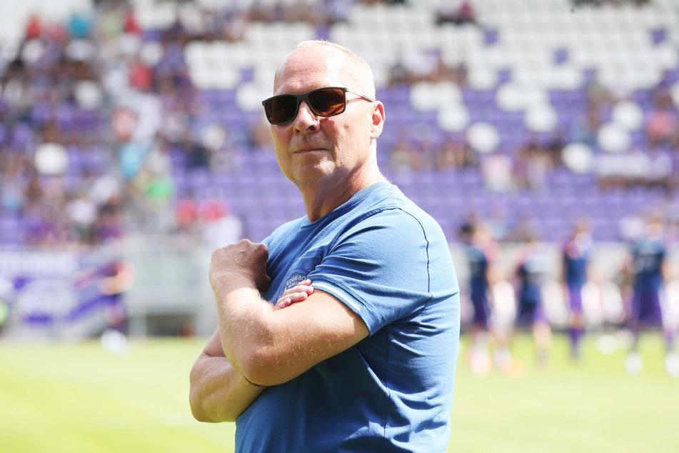 FCE-Boss Helge Leonhardt kann stolz auf die Entwicklung seines Vereins sein.