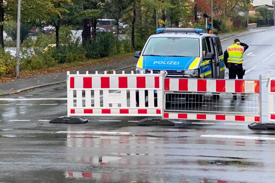 Katastrophenfall in Hof nach Bombenfund: Sprengkörper sind entschärft!