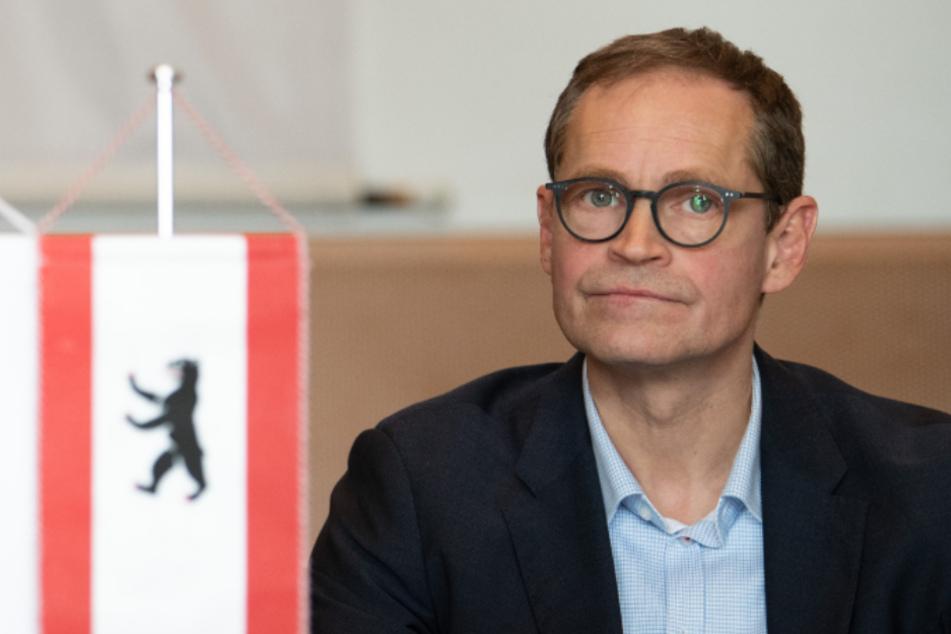 Berlins Bürgermeister Michael Müller (SPD).
