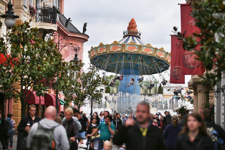 "Phantasialand eröffnet neue Themenwelt: ""Rookburgh"" bietet Welt-Attraktion"