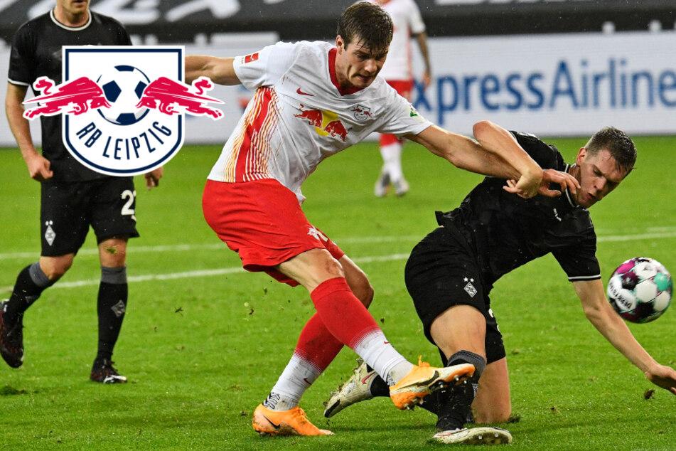 RB Leipzig in Gladbach auf der Jagd nach den Bayern