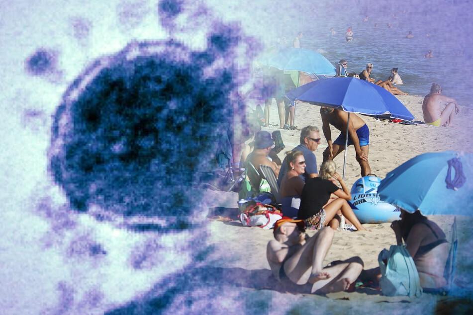 Stadt ist monatelang Corona-frei, doch dann kommt eine Familie aus dem Urlaub zurück
