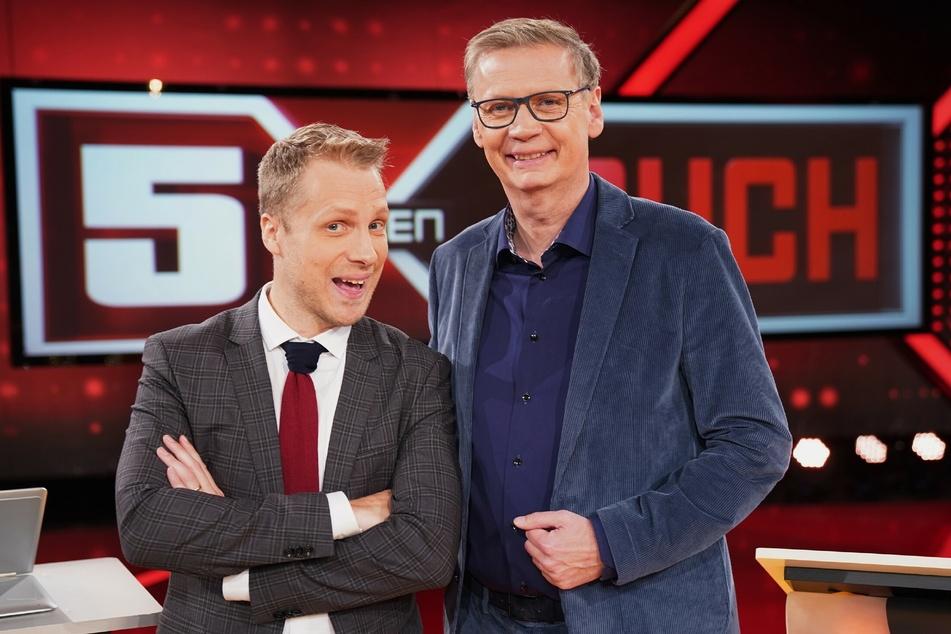 """Günther Jauch: TV-Comeback bei """"5 gegen Jauch"""": Günther Jauch ist zurück"""