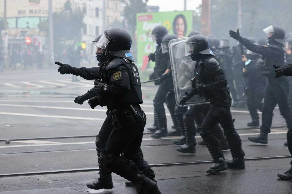 """DJV verurteilt Übergriffe der Polizei auf Journalisten nach Demo: """"Übergriffe sind indiskutabel"""""""