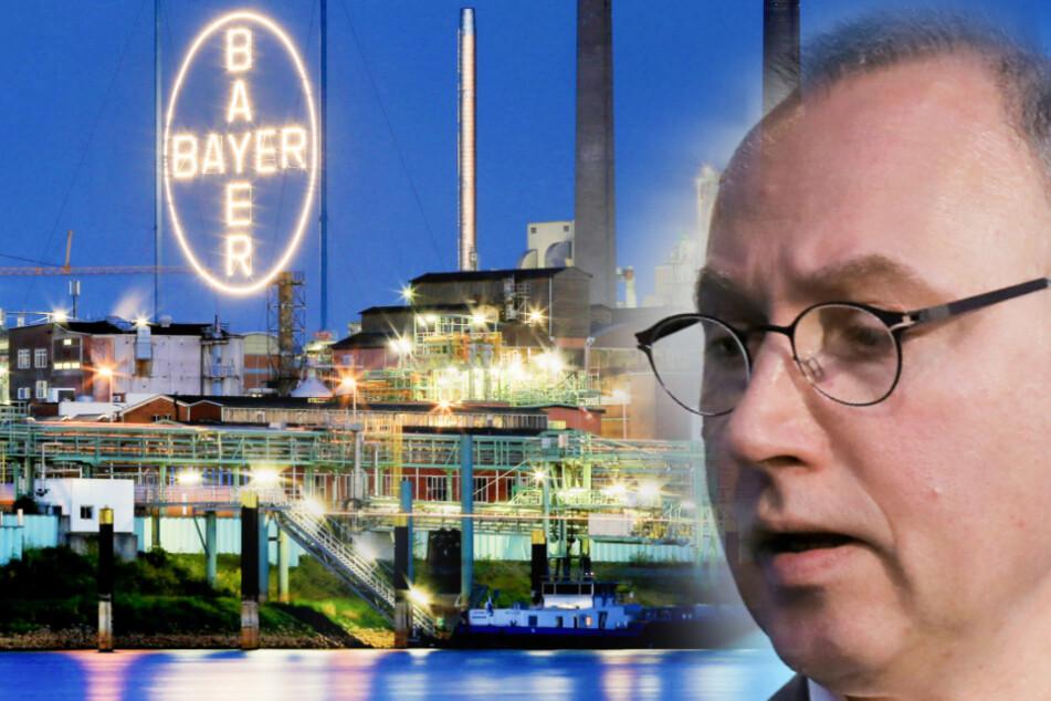 Bayer will mögliches Covid-19-Hemmittel Chloroquin in Europa produzieren