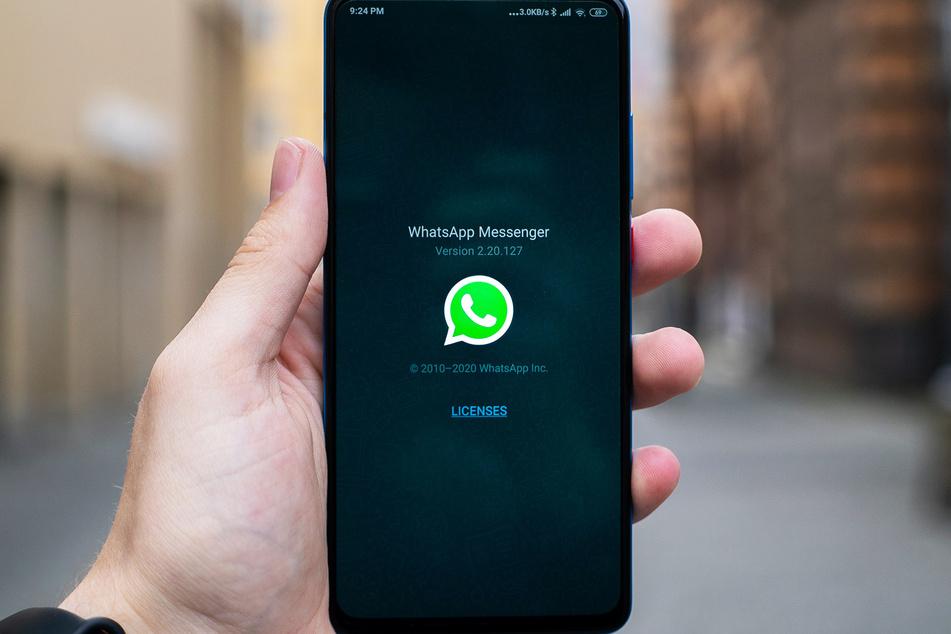 Massive Störungen bei WhatsApp
