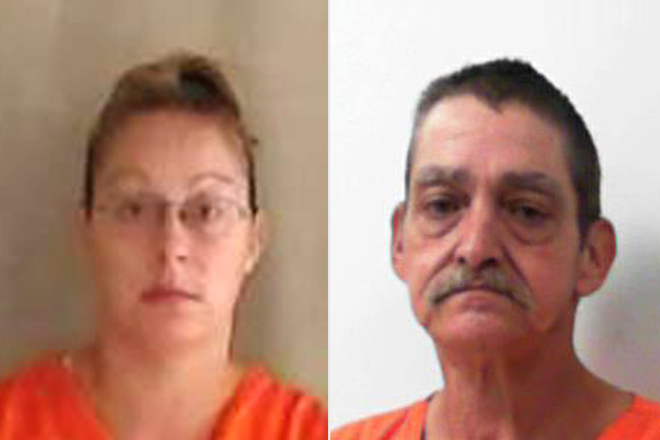 Amanda (31) and Larry McClure (55) pleaded to the murder of John Thomas McGuire.