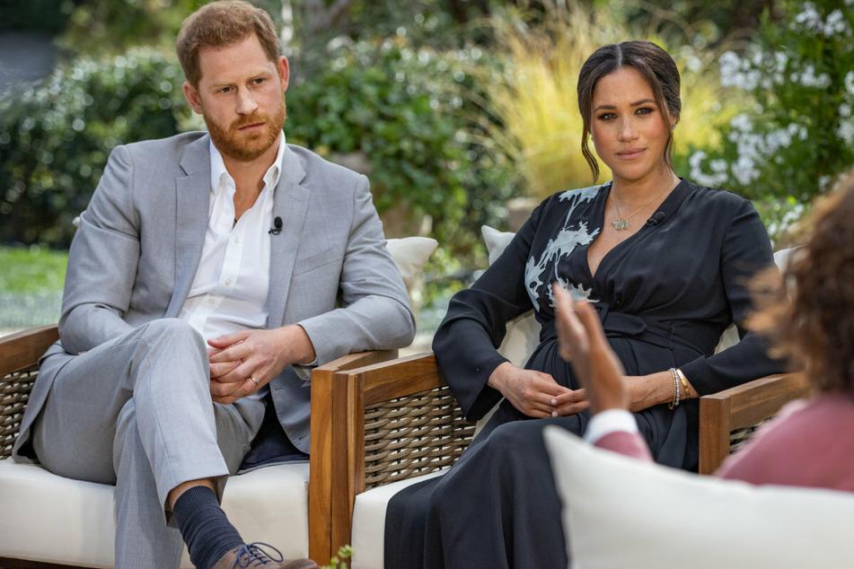 Harry und Meghan im Interview: Rassismus-Vorwürfe und Schock-Aussagen über Royals!