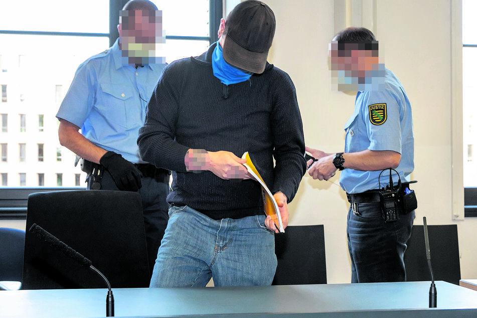 Jörg S. (37) hatte eine sexuelle Beziehung zu einem 13-jährigen Mädchen.