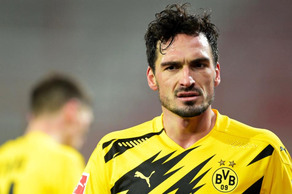 BVB-Abwehrchef Mats Hummels (32) fehlt im DFB-Pokalspiel gegen den SC Paderborn 07 wegen Knieproblemen.
