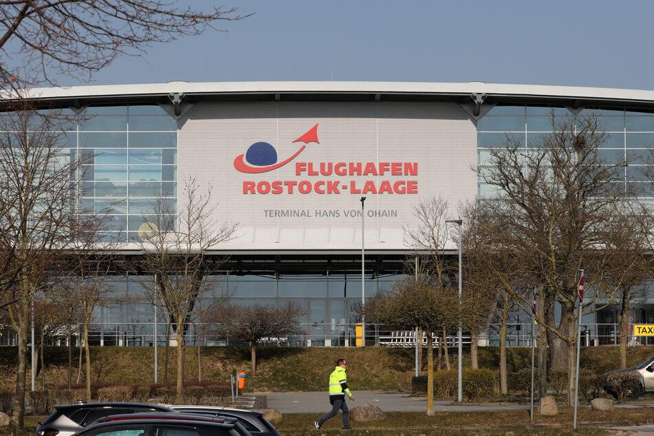 Der Flughafen Rostock-Laage hat ein Konzept zum sicheren Reisen in Zeiten der Corona-Pandemie entwickelt.