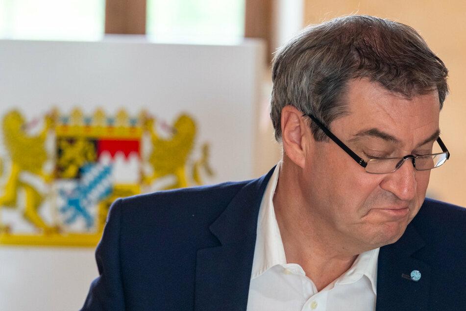 Laut CSU-Boss Markus Söder gebe nicht mehr viele Möglichkeiten, Dinge einheitlich national zu steuern. (Archiv)