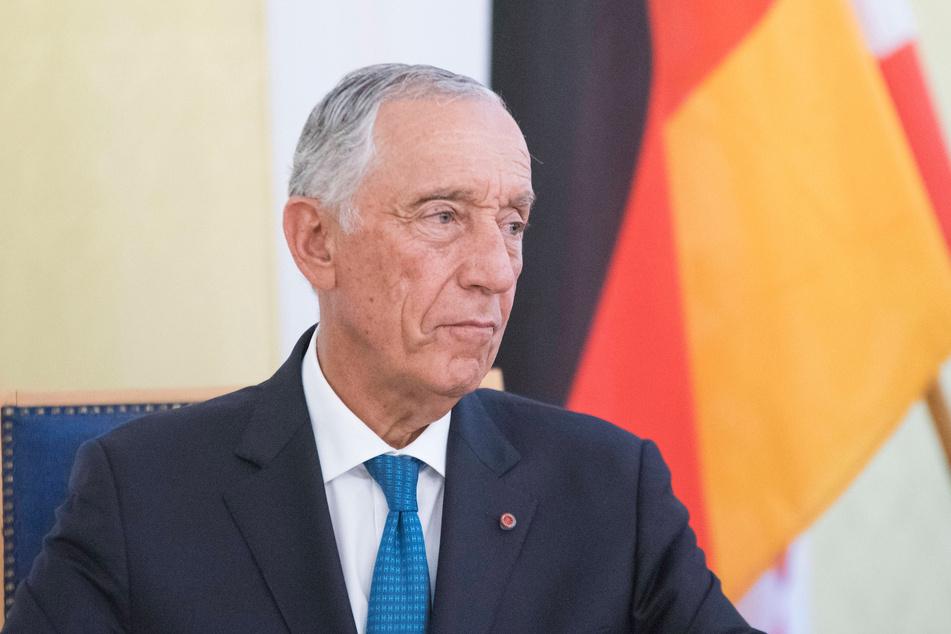 Marcelo Rebelo de Sousa, Präsident von Portugal.