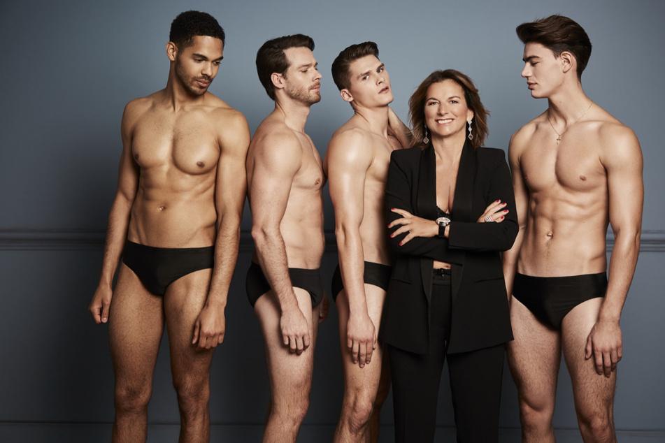 Dass die Luxus-Lady auf junge, knackige Männer steht, ist kein Geheimnis.
