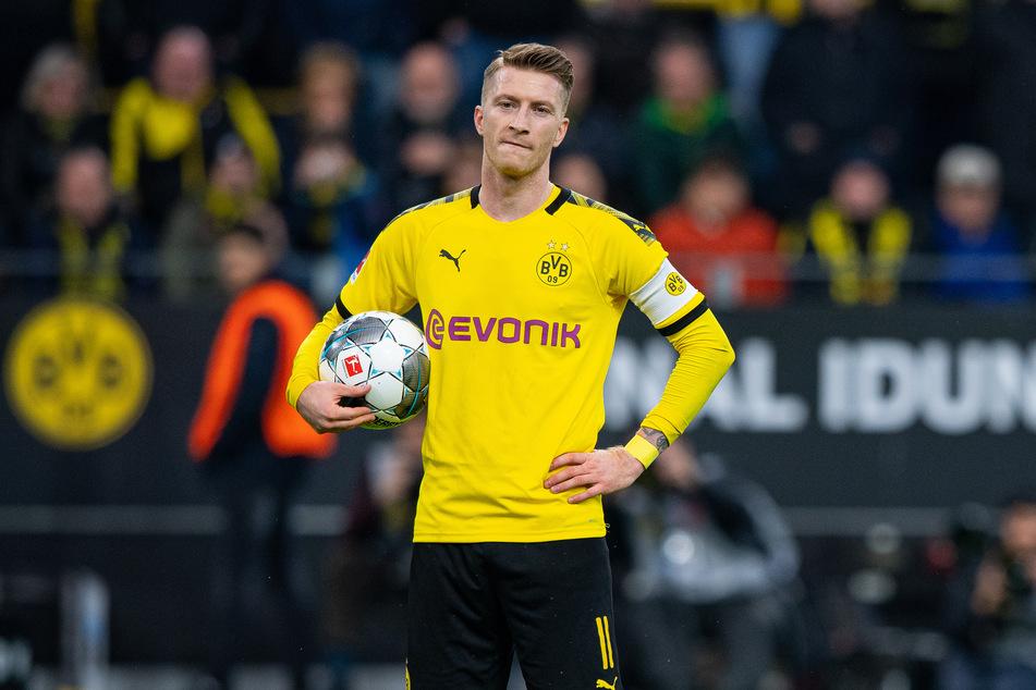 Seit Februar fehlt BVB-Kapitän Marco Reus (31). Nach zuletzt positiven Signalen nun der Rückschlag.