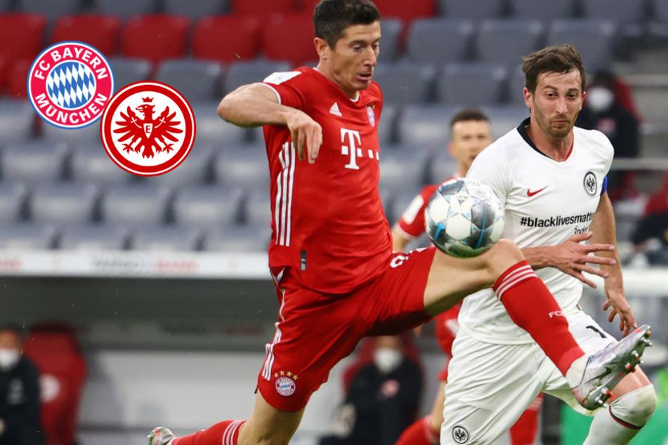 DFB-Pokal-Halbfinale: Abgeklärte Bayern lösen Final-Ticket gegen Eintracht Frankfurt