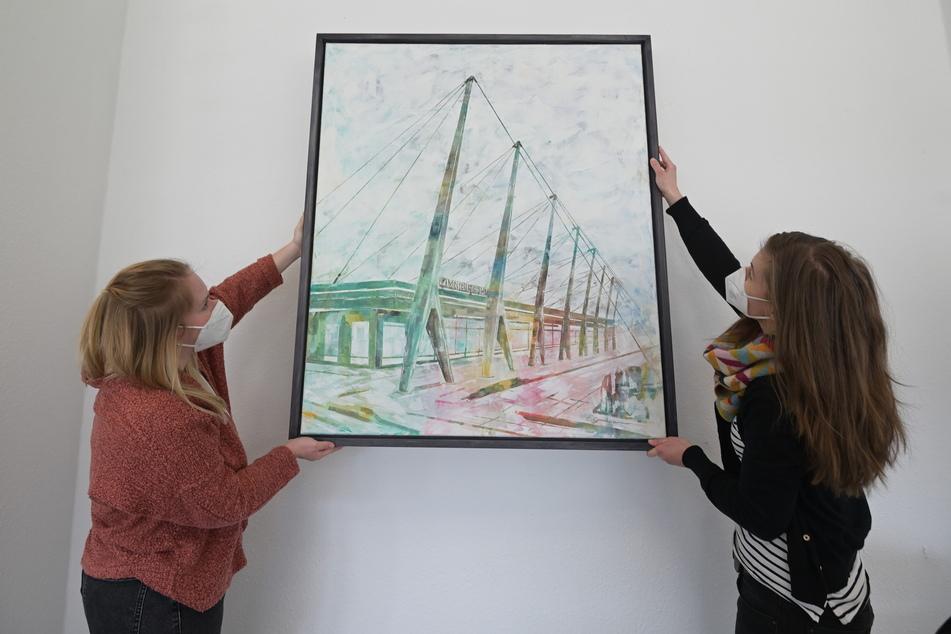 """Rund 150 Künstler stellen bei der Werkschau """"Made in Sachsen"""" Exponate aus."""