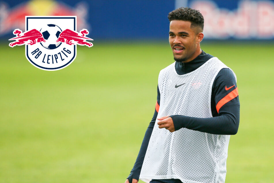 RB Leipzigs Kluivert: Besserer Dribbler als Papa, für Tore Süßes von Mama