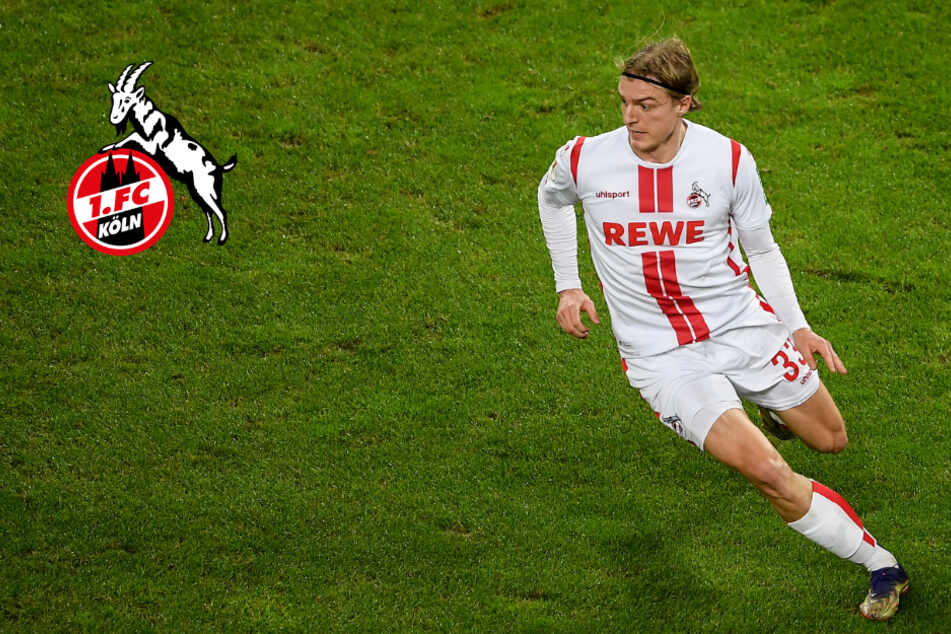 1. FC Köln: Sebastiaan Bornauw und Sebastian Andersson wieder im Training