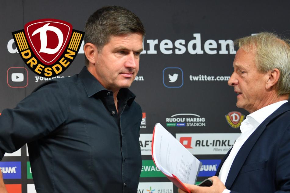 """Warnende Worte von Dynamo-Aufsichtsrat: """"Finanzielle Lage ist ernst"""""""