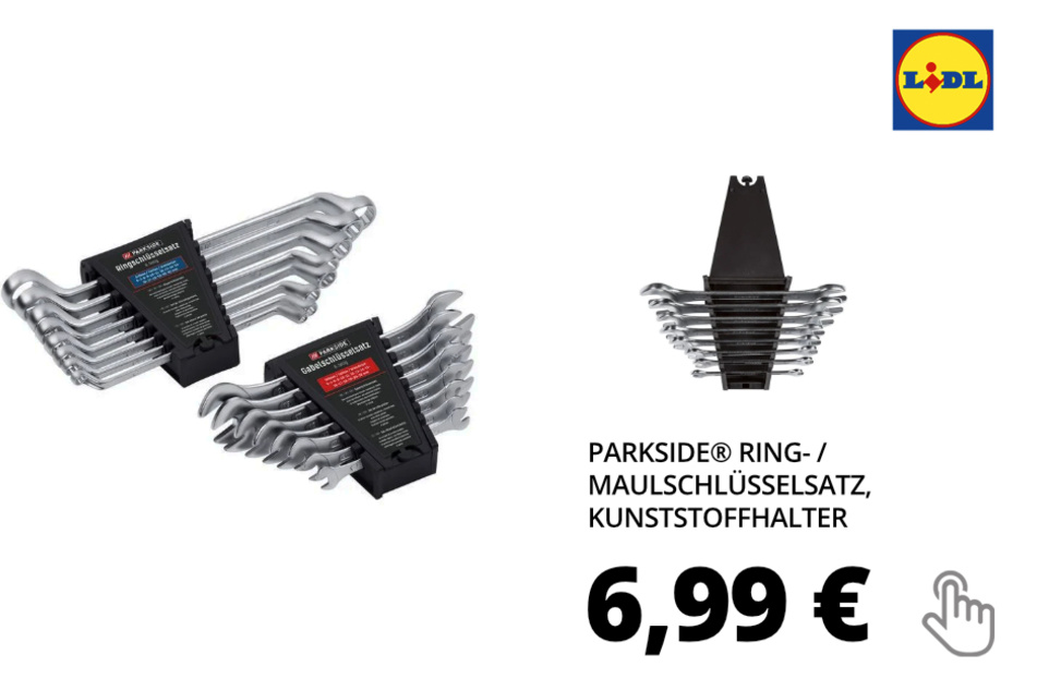 Ring- / Maulschlüsselsatz