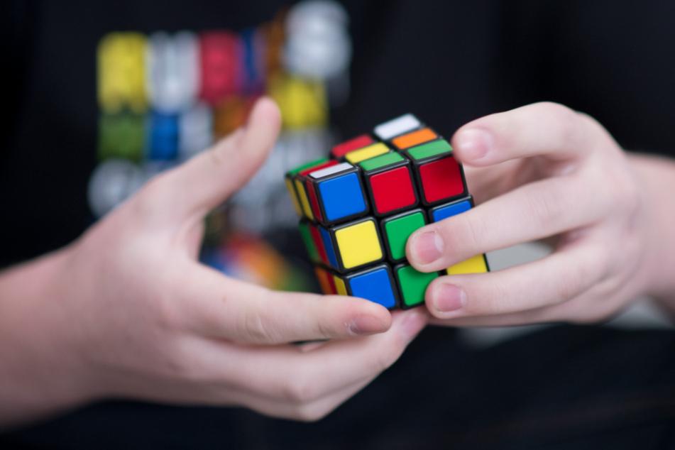 Der Ehemann schlug den Namen für das Kind in Anlehnung an den Rubik's Cube - ein dreidimensionales Puzzle - vor.