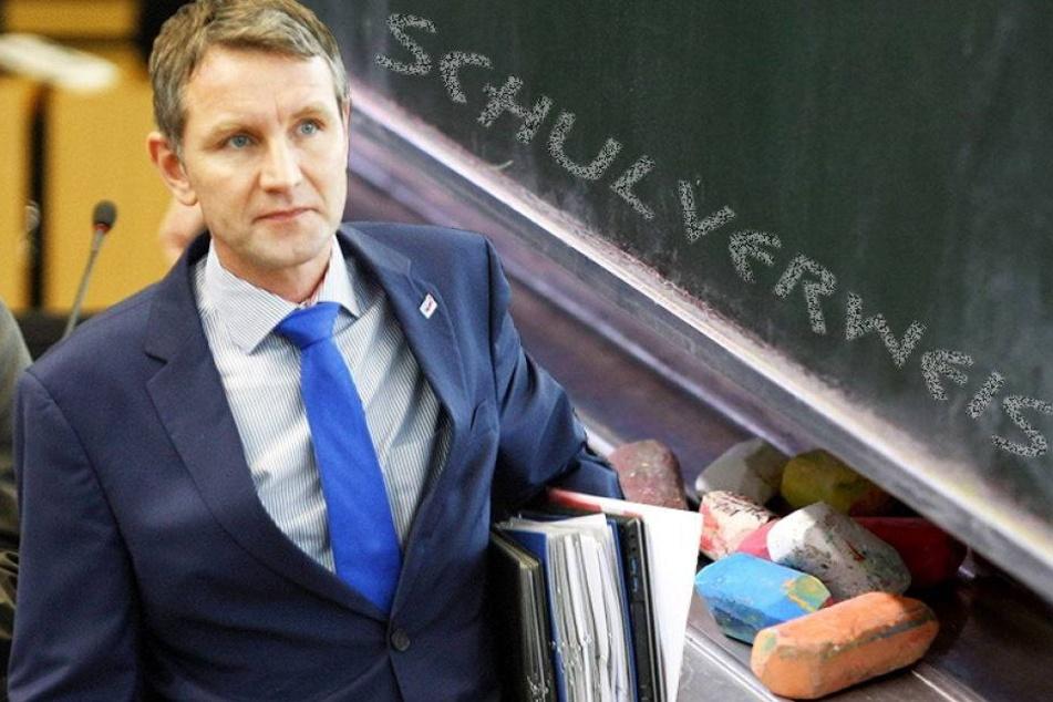AfD-Mann Höcke soll nicht zurück in den Schuldienst