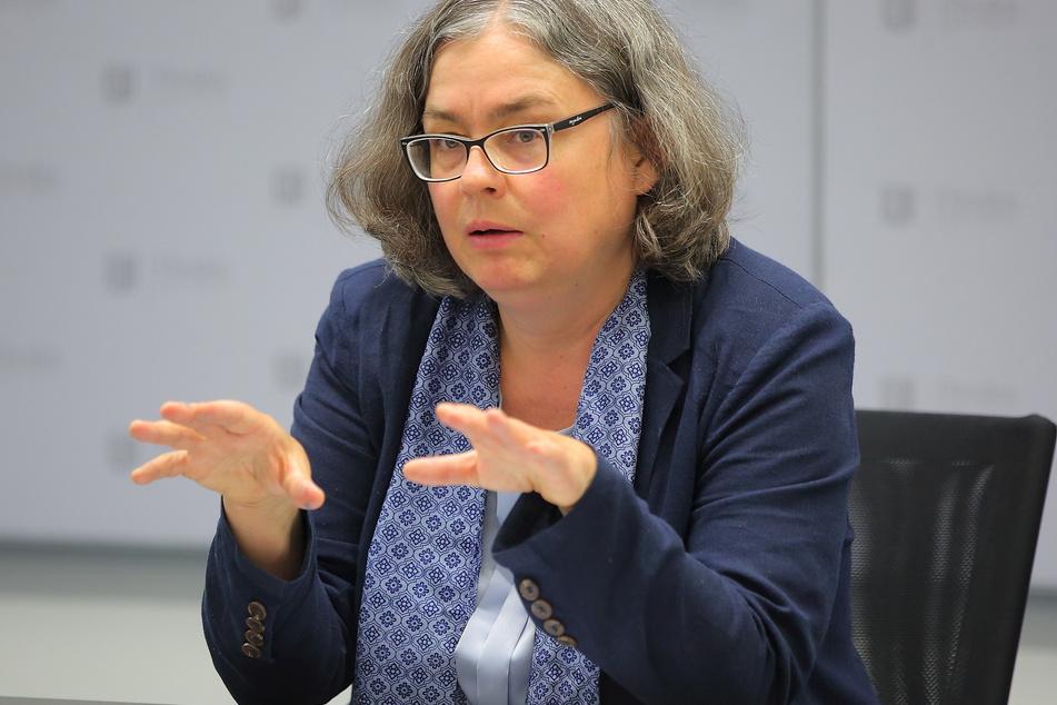 Umweltbürgermeisterin Eva Jähnigen (55, Grüne) unterstützt die Bürgerinitiative.