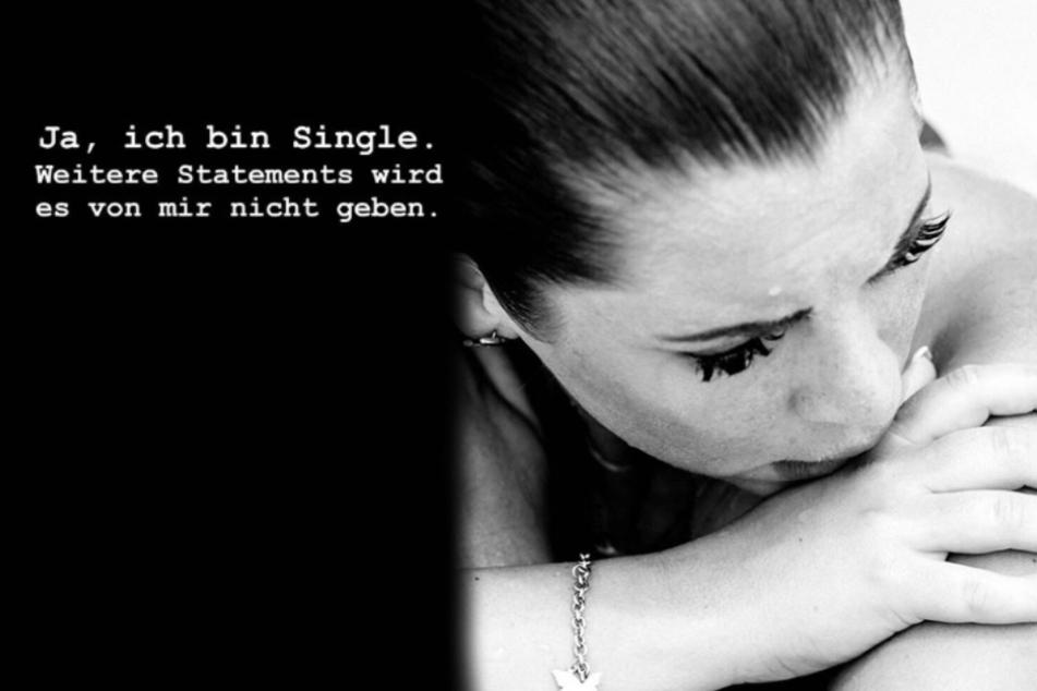 Jenny Frankhauser macht es offiziell: Sie ist wieder Single!