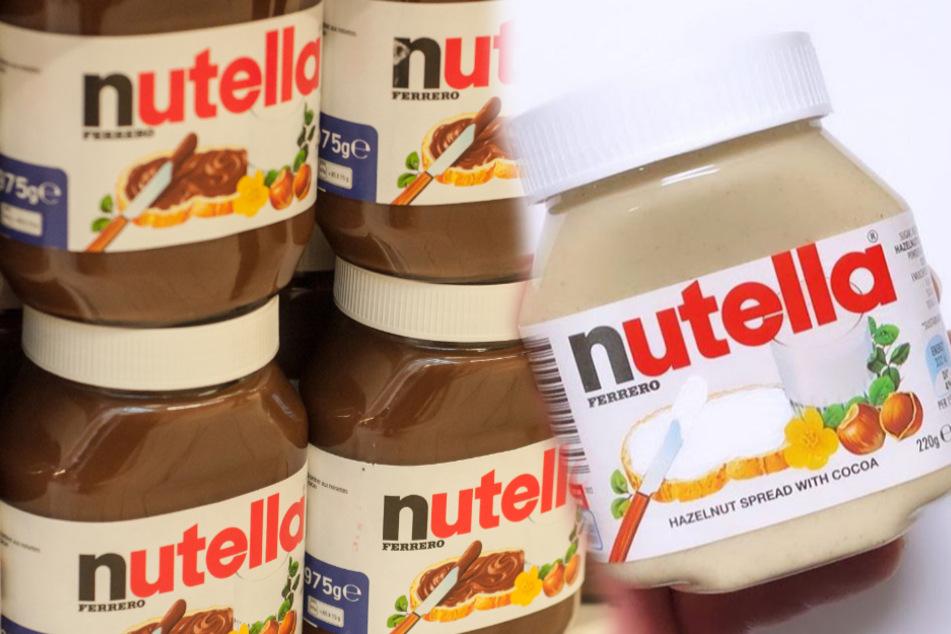 User verwirrt: Gibt es jetzt etwa weiße Nutella?