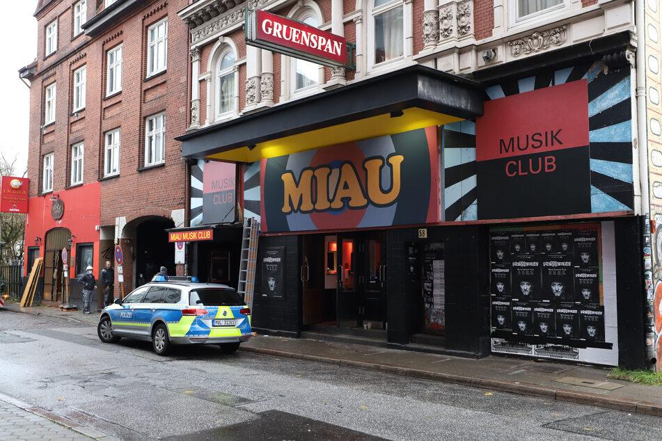 """Die Kulisse für den neuen Polizeiruf 110-Krimi """"Der Falke""""."""