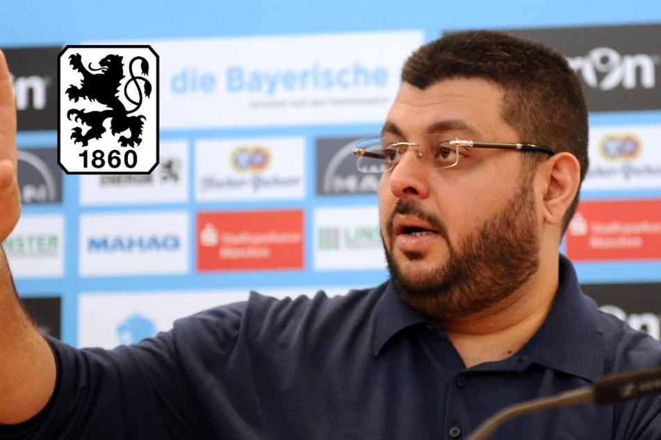 Hilfe von Investor Ismaik: Rettung für 1860 München