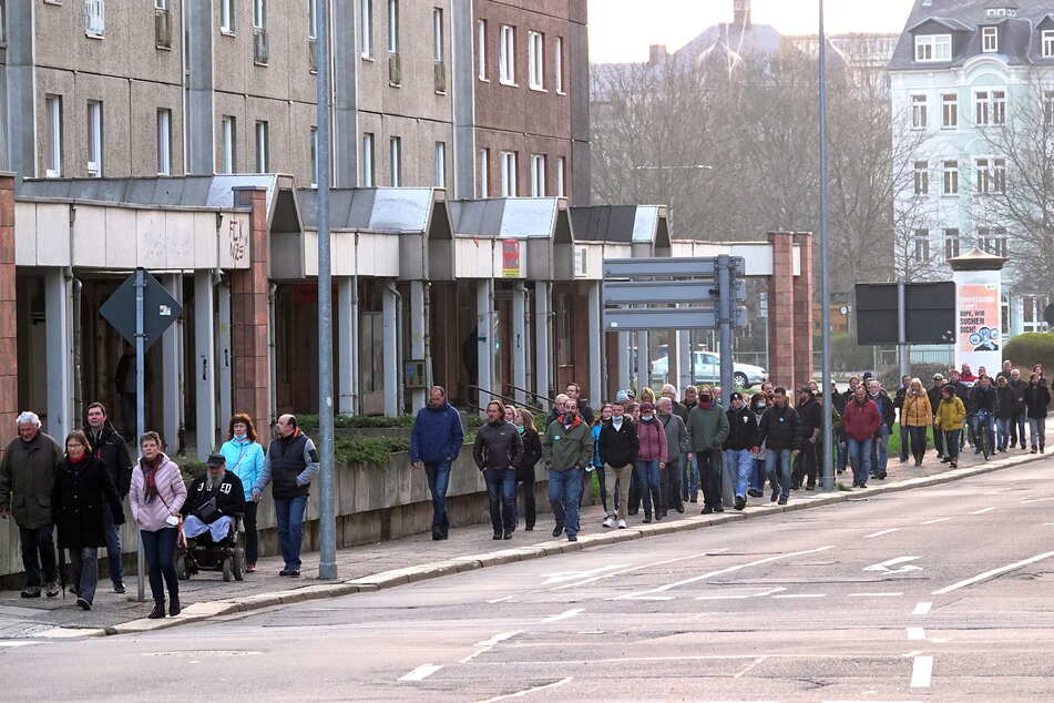 Chemnitz: Chemnitz: Groß-Demo mit 5000 Teilnehmern für Samstag angekündigt