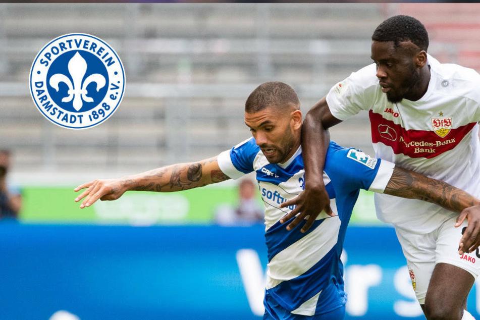 In Unterzahl: SV Darmstadt 98 ringt den VfB Stuttgart nieder