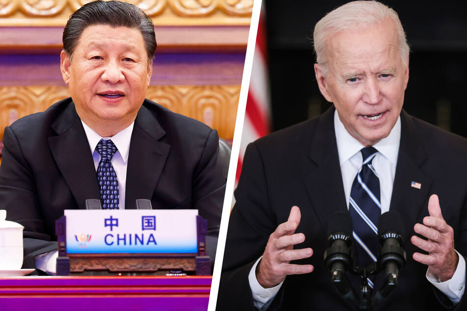 Biden and Chinese President Xi Jinping hold first phone call in seven months