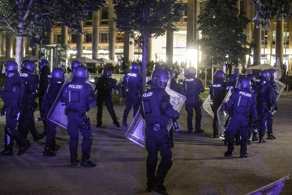 Ein Jahr nach der Stuttgarter Krawallnacht will die CDU Bilanz ziehen.