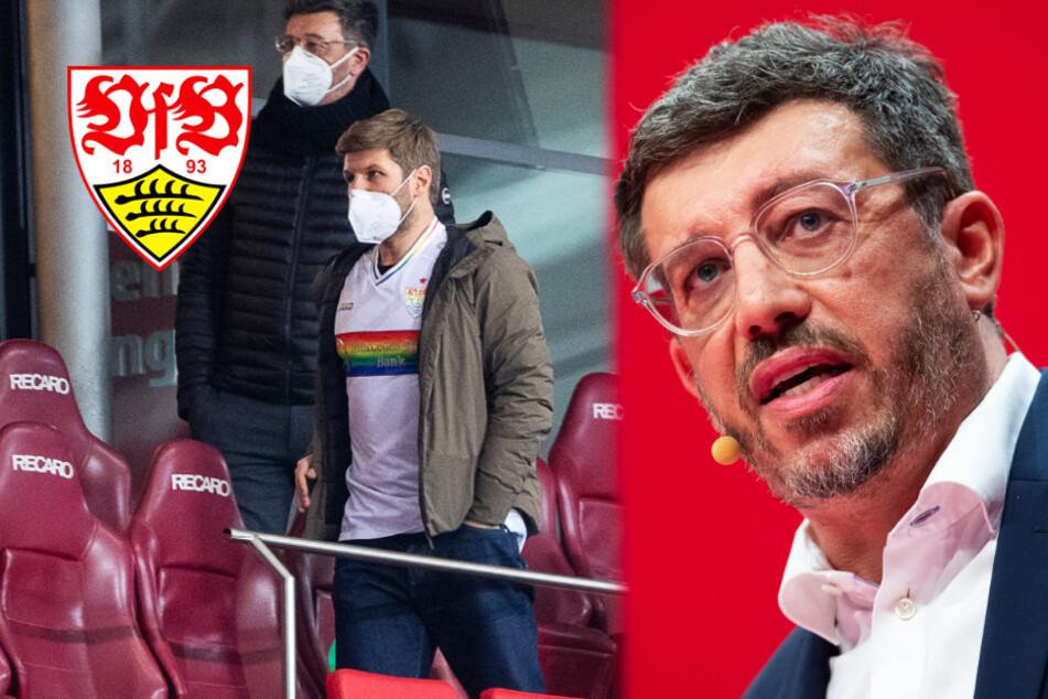 Nach dem Hitzlsperger-Rückzug beim VfB: Vogt-Unterstützer in großer Sorge