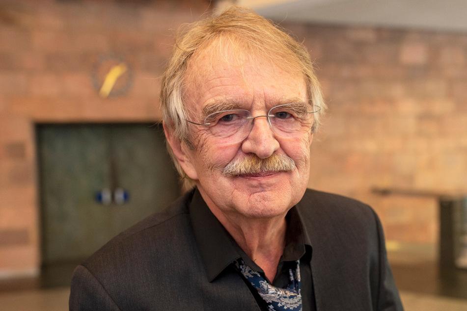 FDP-Stadtrat und Bauprofi Dieter Füsslein (80) macht sich Gedanken ums Stadtbild.