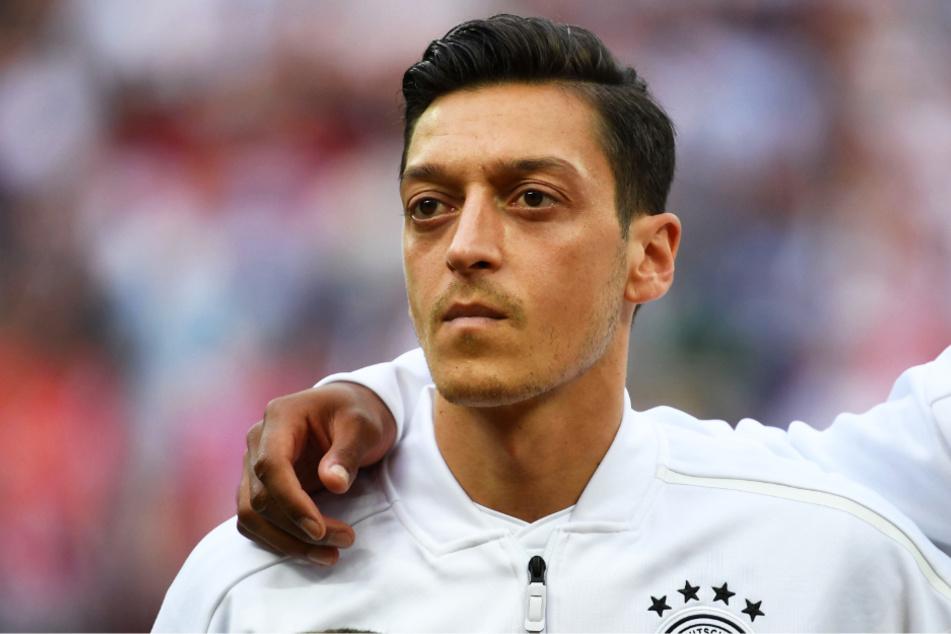 Mesut Özil (32) machte sich für die DFB-Rückkehr seines Kumpels Jérôme Boateng (32) stark.