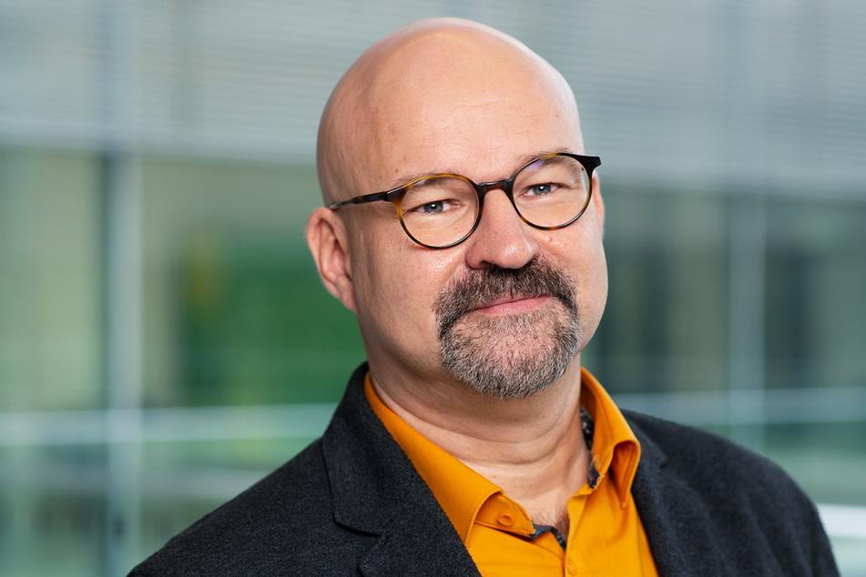 Wolfgang Wetzel (52) kandidiert für die Grünen im Wahlkreis Zwickau.