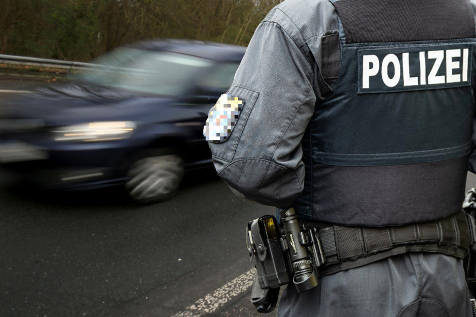 Rätselhafte Attacke auf der B9 bei Worms: Autofahrer (55) krankenhausreif geprügelt