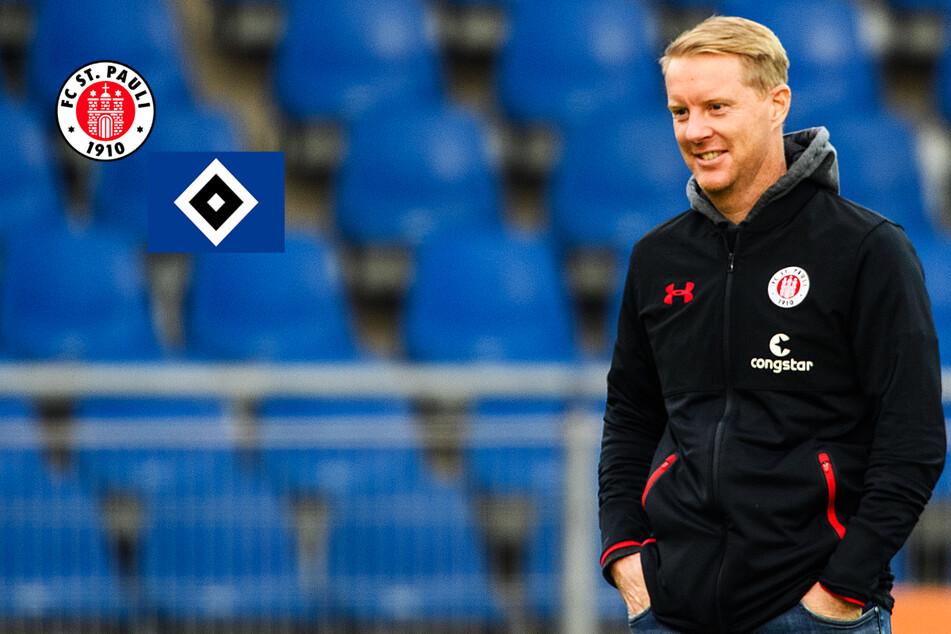 FC St. Pauli vor dem Stadtderby: Das sagt Trainer Timo Schultz über den HSV