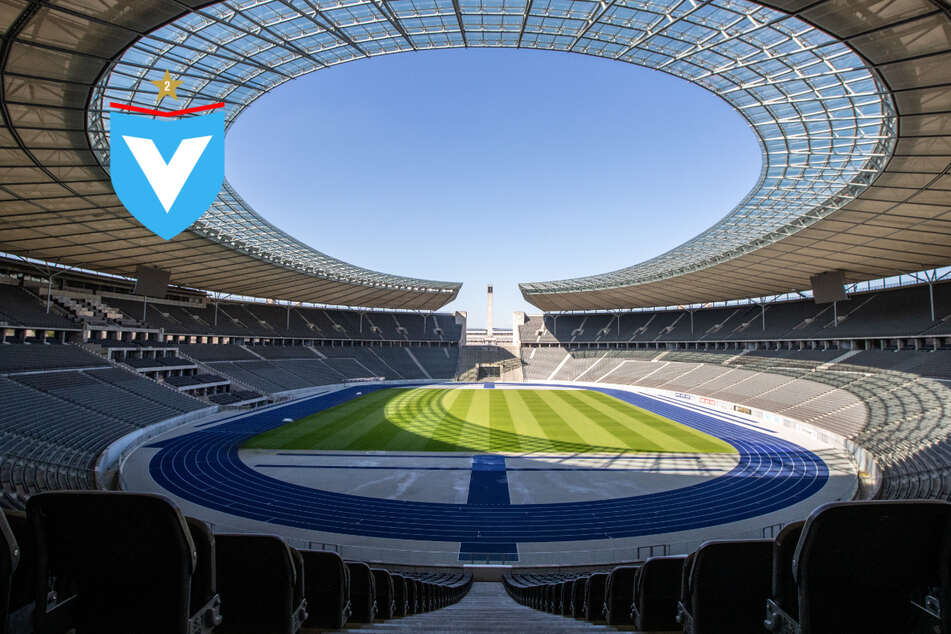Nicht nur Hertha: Auch Viktoria Berlin kickt jetzt im Olympiastadion!