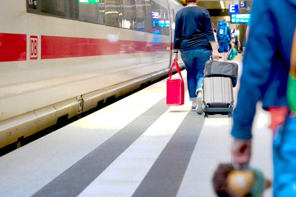 Blitzeinschlag! Störungen auf Bahnstrecke Hamburg-Berlin