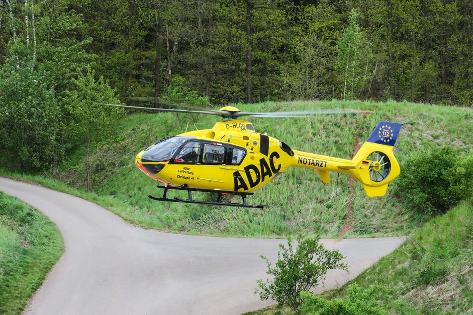 Tragischer Unfall bei Oberwiesenthal: Radfahrer stirbt nach Sturz