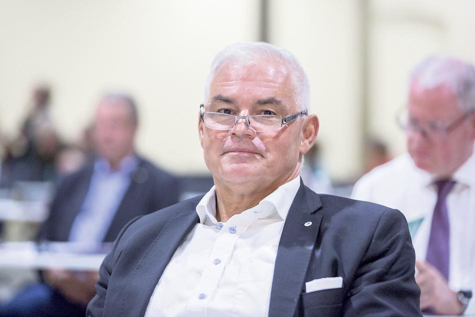 """CDU-Fraktions-Chef Peter Krüger (60) will bei der Kommunikation weg vom """"Fachchinesisch""""."""