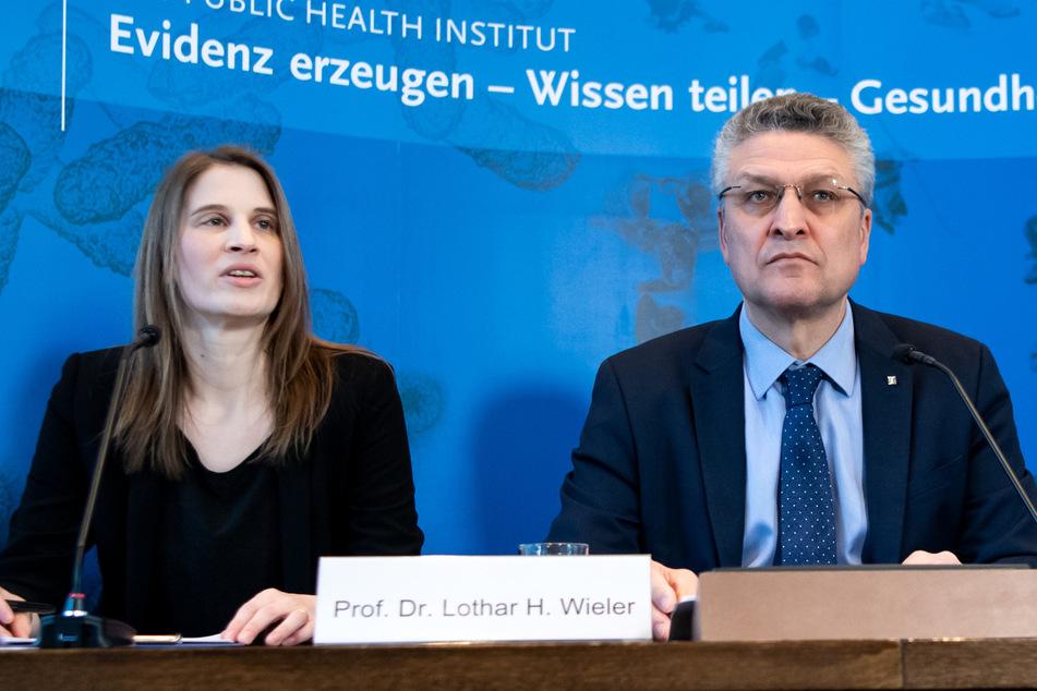 Coronavirus: Laut RKI-Chef offenbar leichter Rückgang bei Fallzahlen