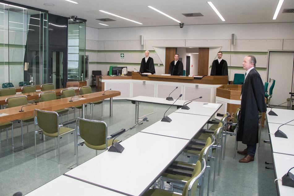 """Das Landgericht für Zivilsachen Berlin hatte für die Räumung des autonomen Wohnprojekts """"Liebig 34"""" entschieden."""